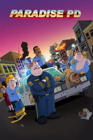 Paradise Police (2018)