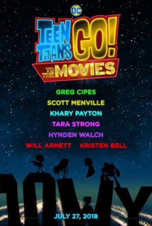 Teen Titans Go! Il film (2018)