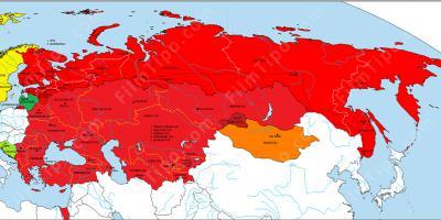 Cartina Urss.Film Ambientati In Unione Sovietica I Film Migliori E Nuovi